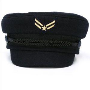 7d6c6d9c Tommy Hilfiger Accessories | Tommy X Gigi Hadid Sailor Hat Nwt ...